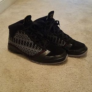 Jordan 23 Black Stealth